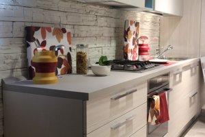 Küche in Einrichtungshaus