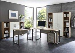 Arbeitszimmer Büromöbel komplett Set OFFICE EDITION (Set 5) - 1