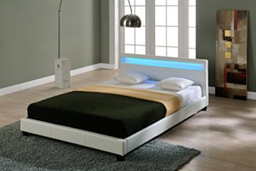 Corium® LED Polsterbett