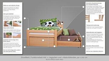 Einzelbett/Funktionsbett