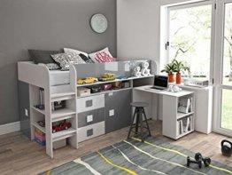 Etagenbett Mit Schrank Und Schreibtisch : ᑕ❶ᑐ hochbett mit rutsche oder schreibtisch online kaufen