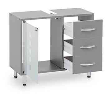 waschbeckenunterschrank mit schubladen galdem waschbeckenunterschrank mit 3 schubladen