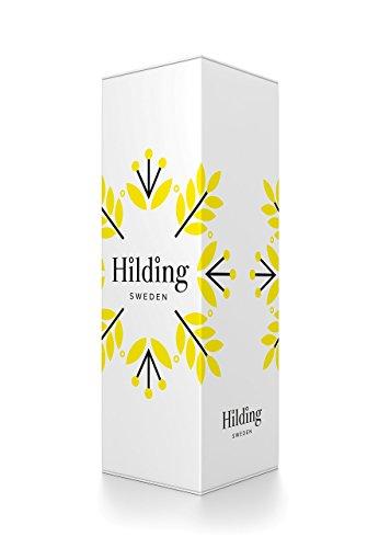 Hilding Sweden Essentials Schaumstoffmatratze in Weiß / Mittelfeste Matratze mit orthopädischem 7-Zonen-Schnitt für alle Schlaftypen (H2-H3) / 200 x 140 x 16 cm - 7
