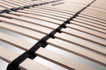i-flair® Lattenrost 180x200 cm, Lattenrahmen für alle Matratzen geeignet - alle Größen - 3