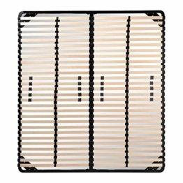 i-flair® Lattenrost 180x200 cm, Lattenrahmen für alle Matratzen geeignet - alle Größen - 1