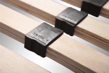 i-flair® Lattenrost 180x200 cm, Lattenrahmen für alle Matratzen geeignet - alle Größen - 4