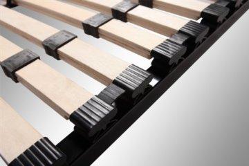 i-flair® Lattenrost 180x200 cm, Lattenrahmen für alle Matratzen geeignet - alle Größen - 5
