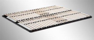 i-flair® Lattenrost 180x200 cm, Lattenrahmen für alle Matratzen geeignet - alle Größen - 6