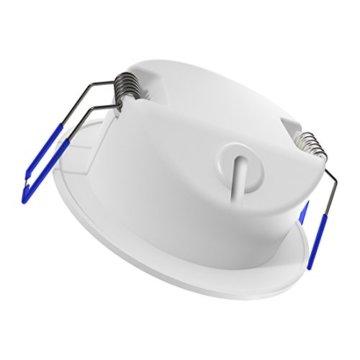 linovum® WEEVO IP44 LED Decken Einbauleuchten 10er Set extra flach - Strahler Spot neutralweiß für Bad, Küche, Möbel, Außen - 7