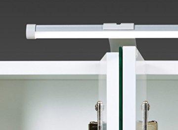 Schildmeyer Trient Holz Dekor Spiegelschrank, grau, 70.0 x 16.0 x 75.0 cm - 7