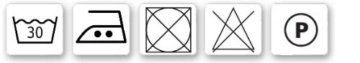 SixBros. Hochbett Kinderbett Spielbett mit Turm und Rutsche Massiv Kiefer Natur/Lackiert - Pirat Braun/Beige - SHB/65/1033 - 6