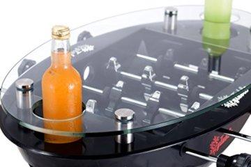 Sweety Toys 6656 Icy Table Multifunktionstisch: Bartisch-Kühlbox-Tischkicker SCHWARZ - 2