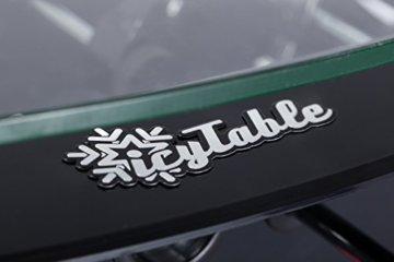 Sweety Toys 6656 Icy Table Multifunktionstisch: Bartisch-Kühlbox-Tischkicker SCHWARZ - 5